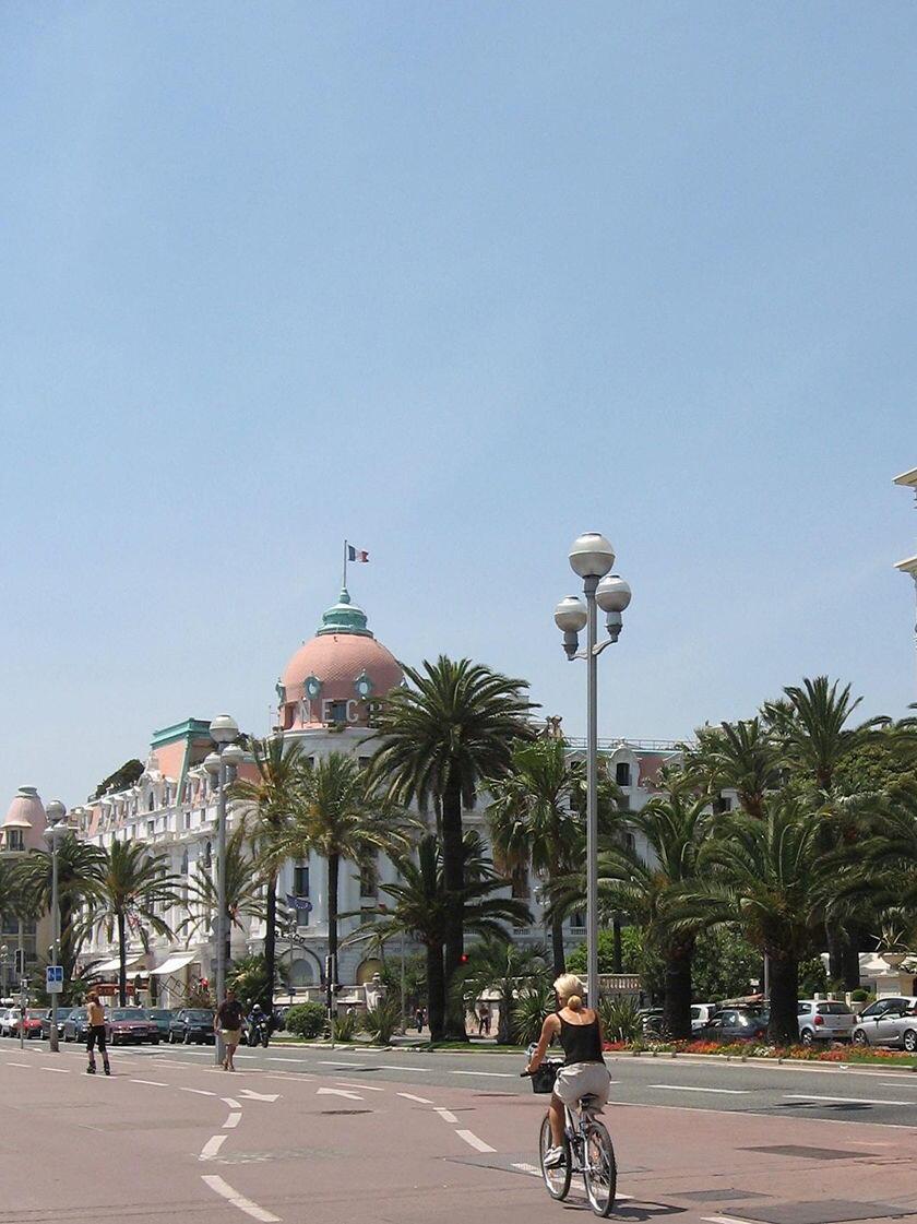 French Riviera Nice Promenade des Anglais
