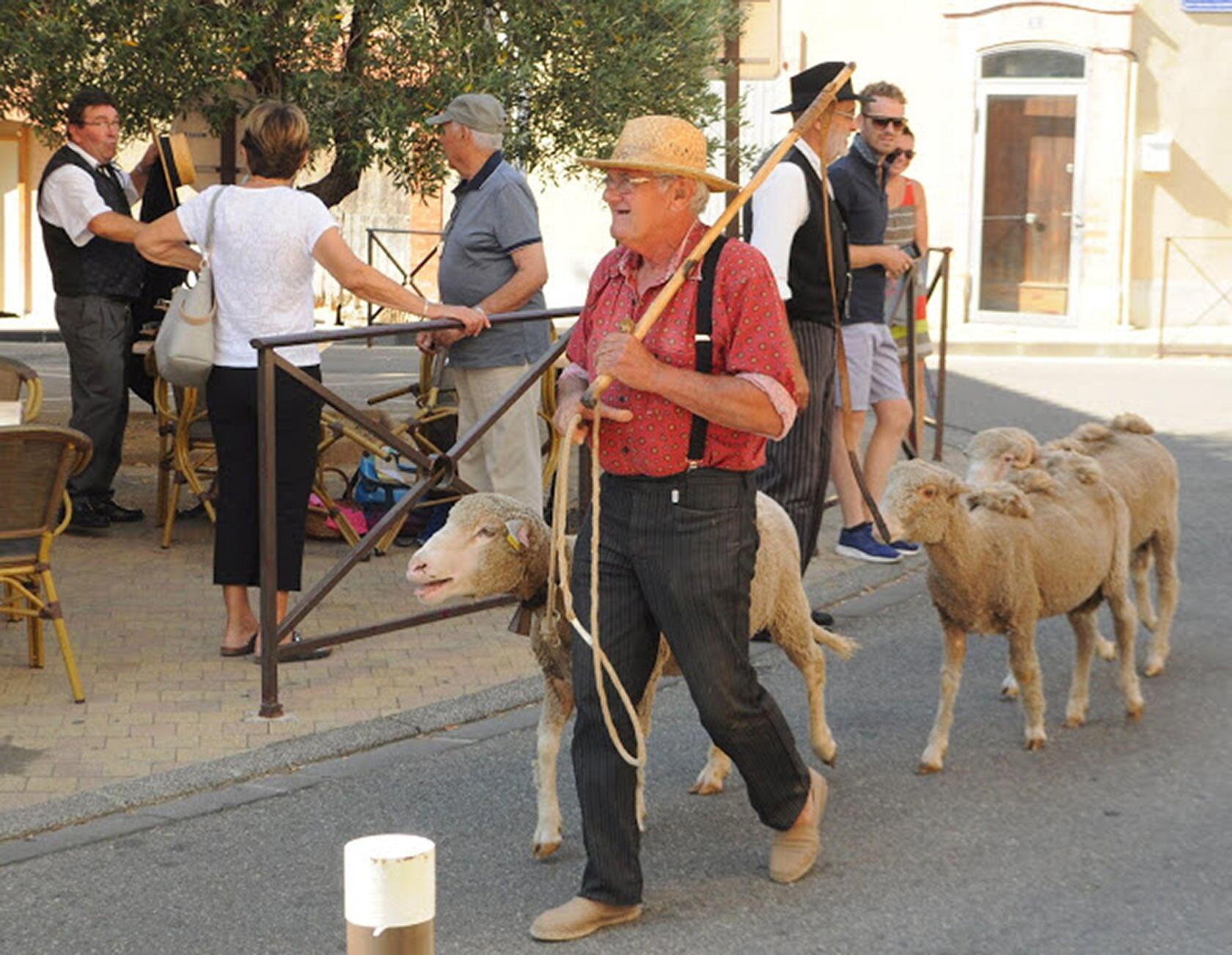 Sablet Summer Festivals Vaucluse