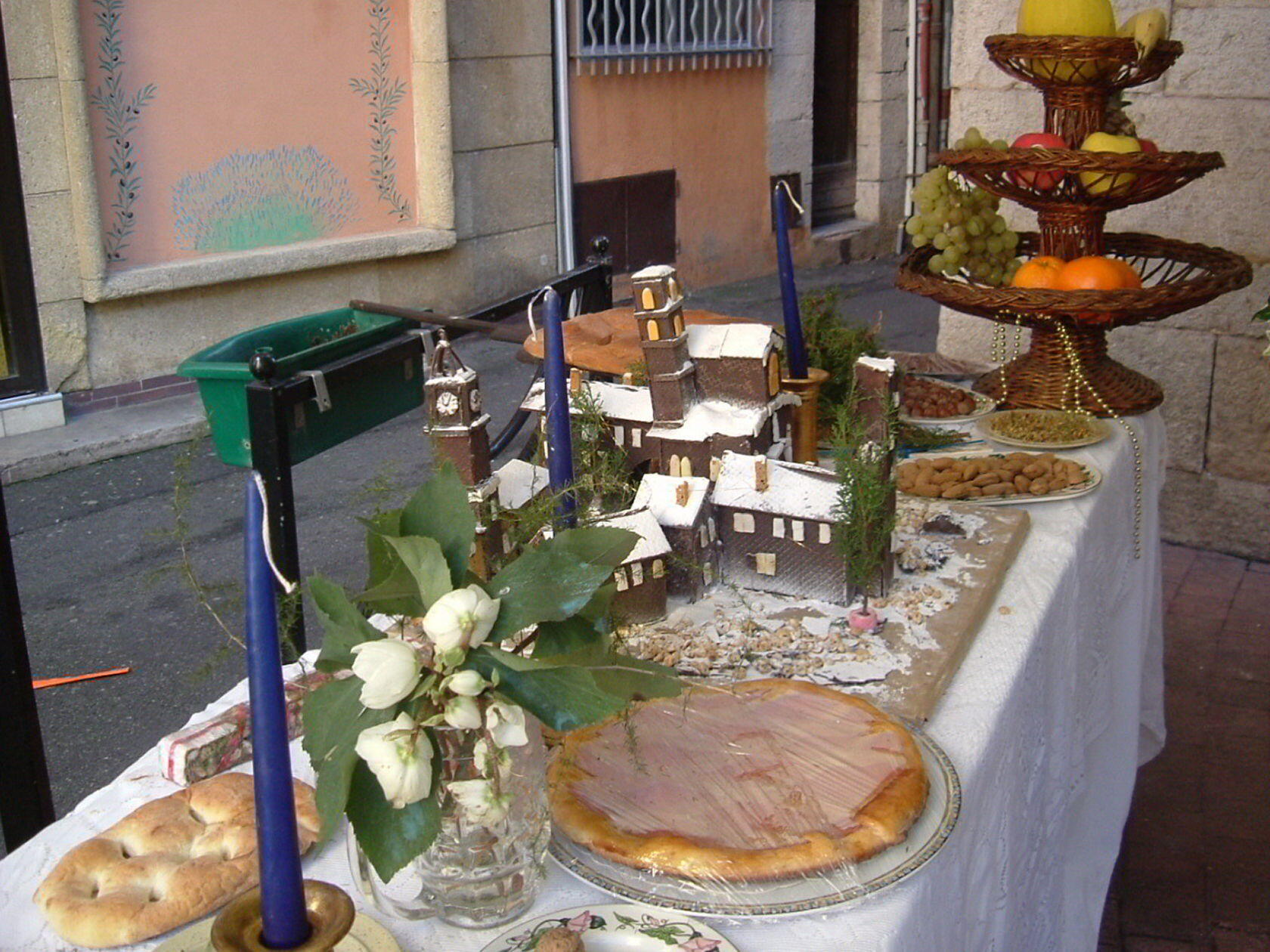 Xmas Food Writing Mysteries French Riviera