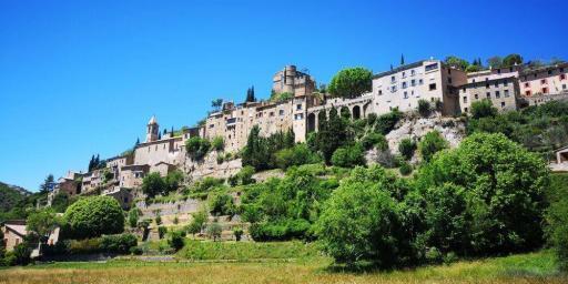 Montbrun Les Bains Spa Provence