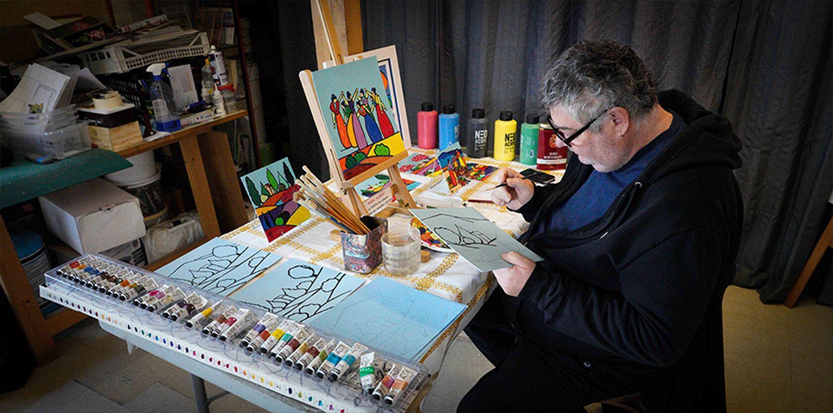 André Aubert Artist