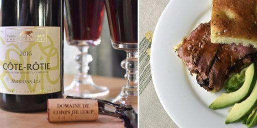 Côte-Rôtie Red Wine Pairing
