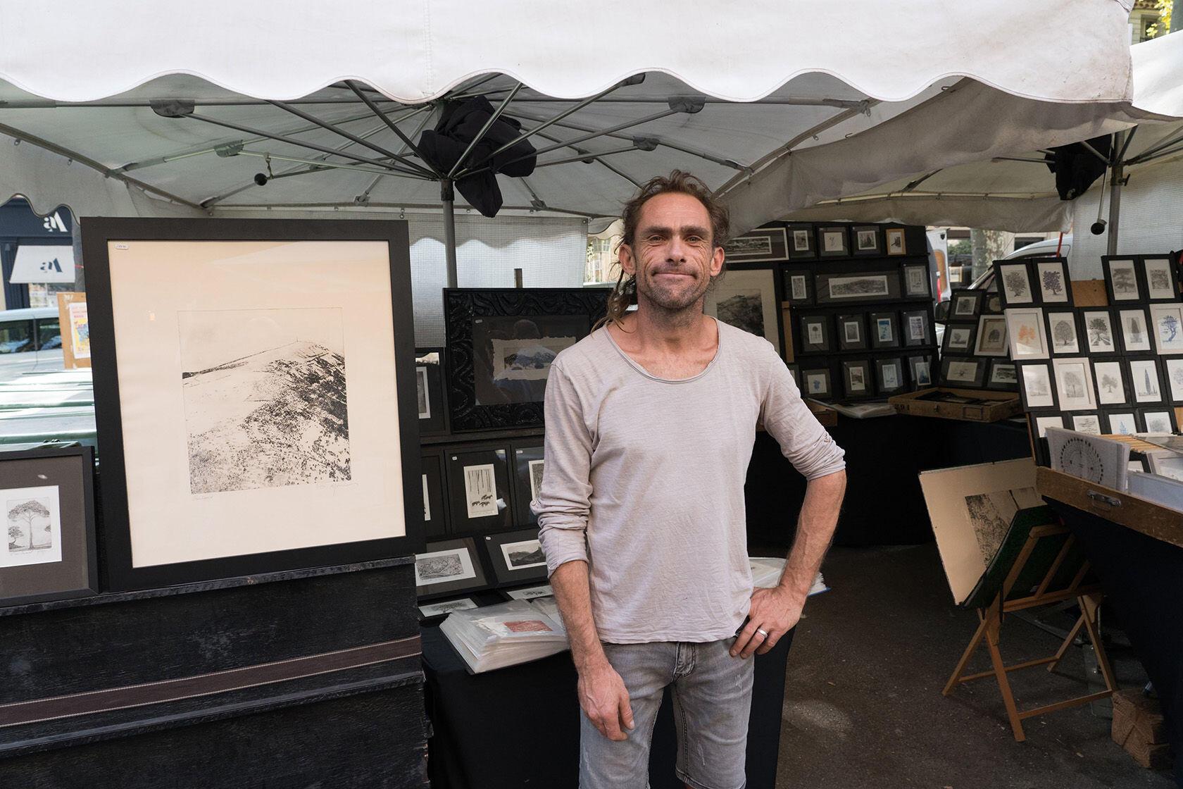 David Mounier Artist