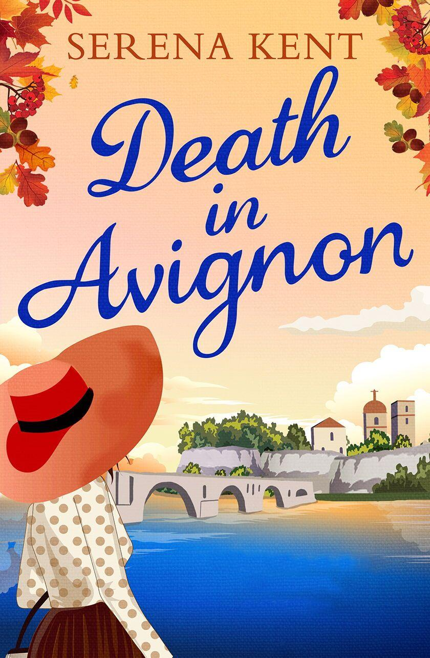 Death Avignon Book Review Book Cover