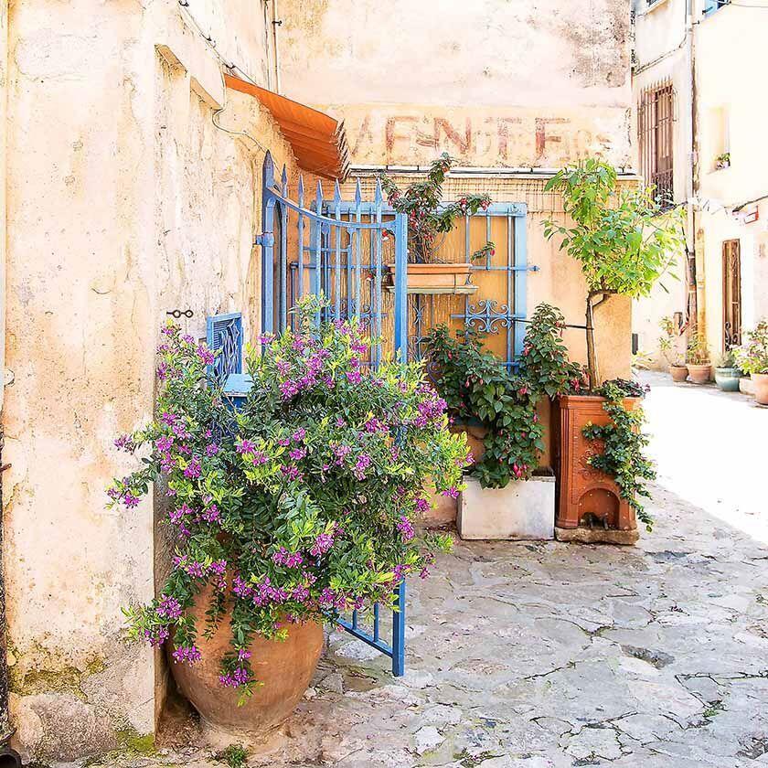 French Riviera Photo Book la Turbie