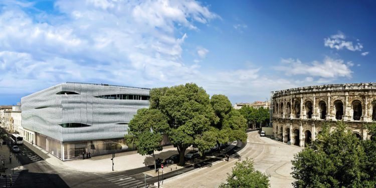 Nîmes Roman History Highlights Arena and Nimes Musée de la Romanité