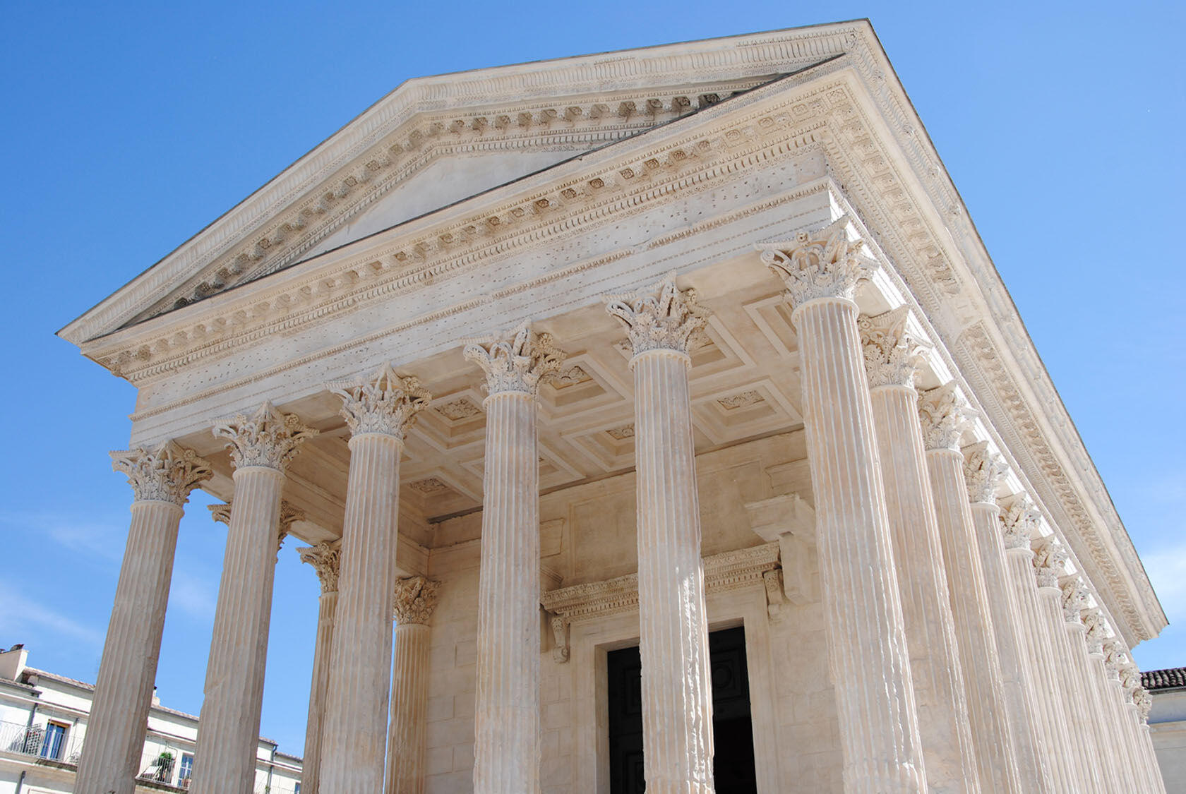Nîmes Roman History Highlights Maison Carrée