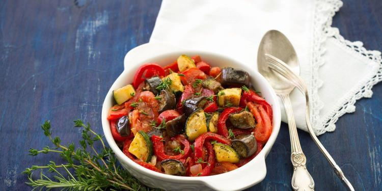 Ratatouille Recipe Cassis Bistro
