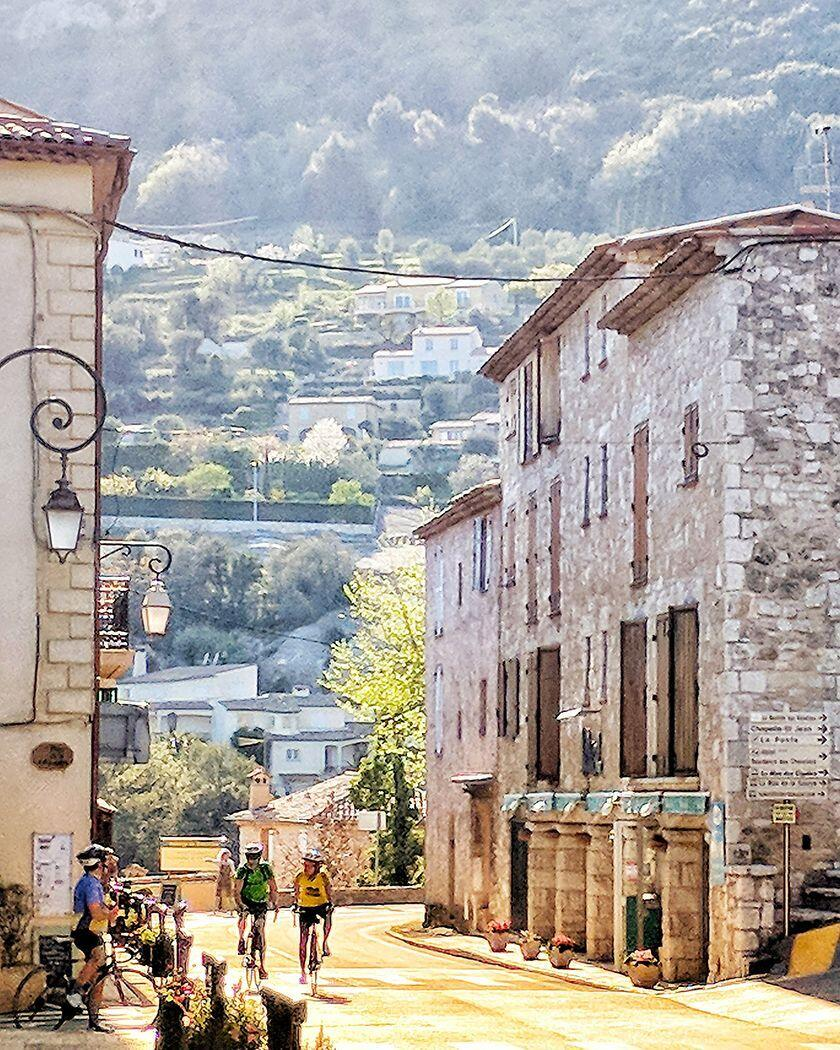 Tourrettes-sur-Loup French Riviera Village
