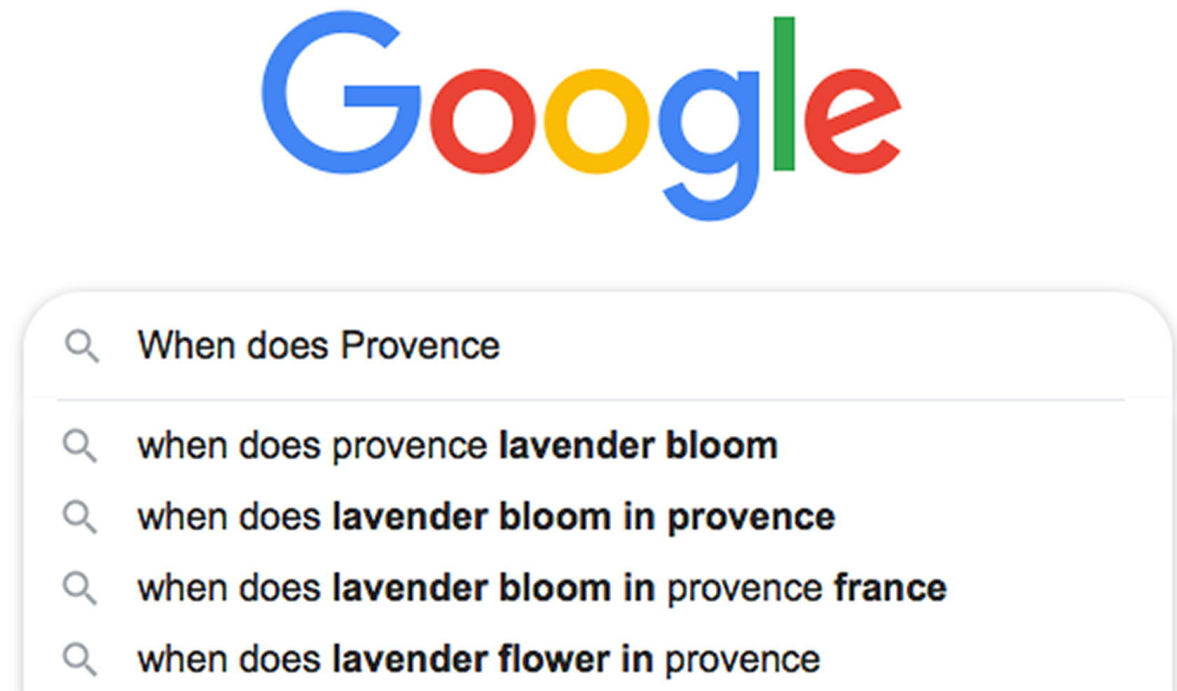 About Lavender Provence