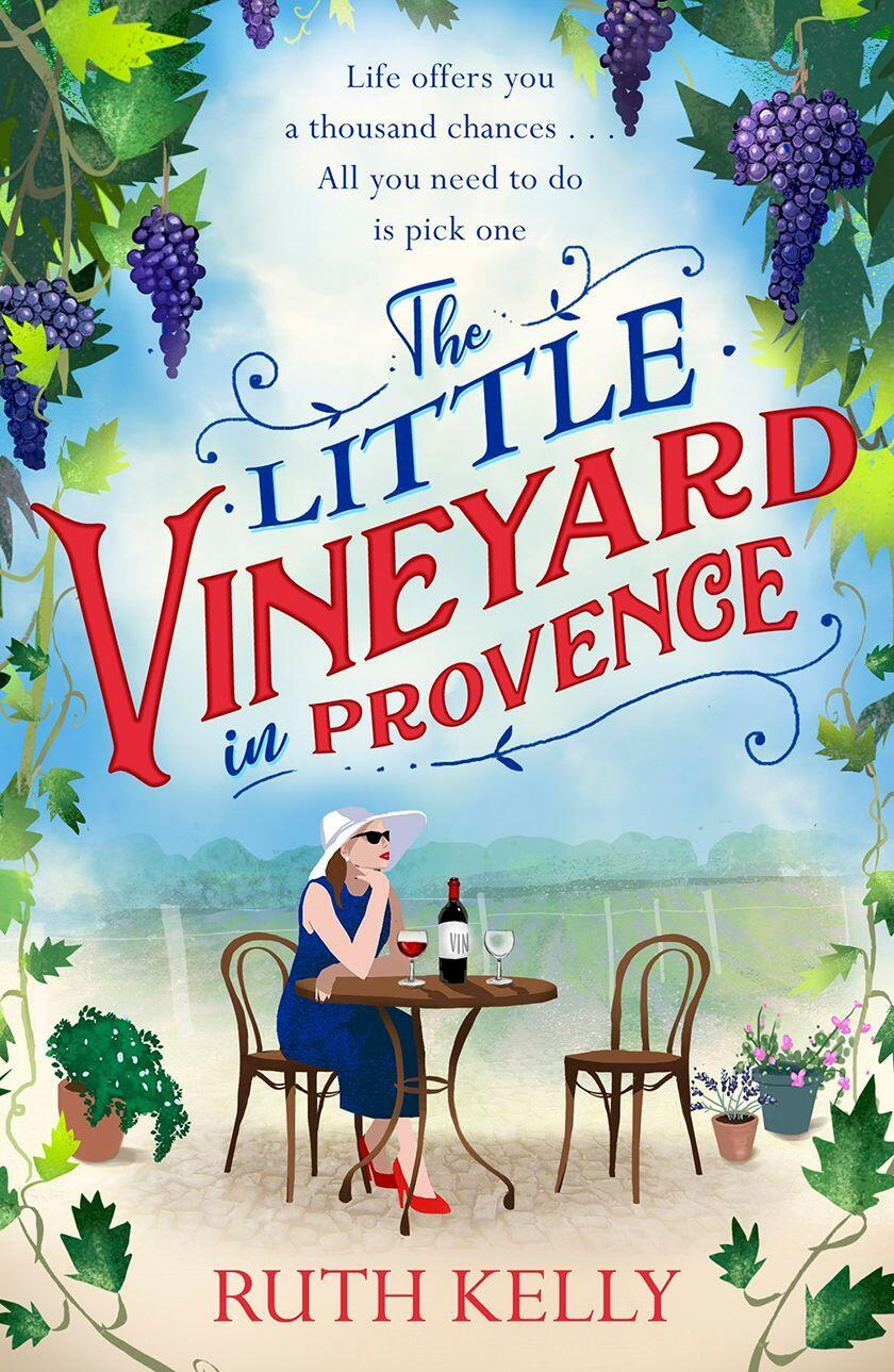 Book Little Vineyard Provence Ruth Kelly