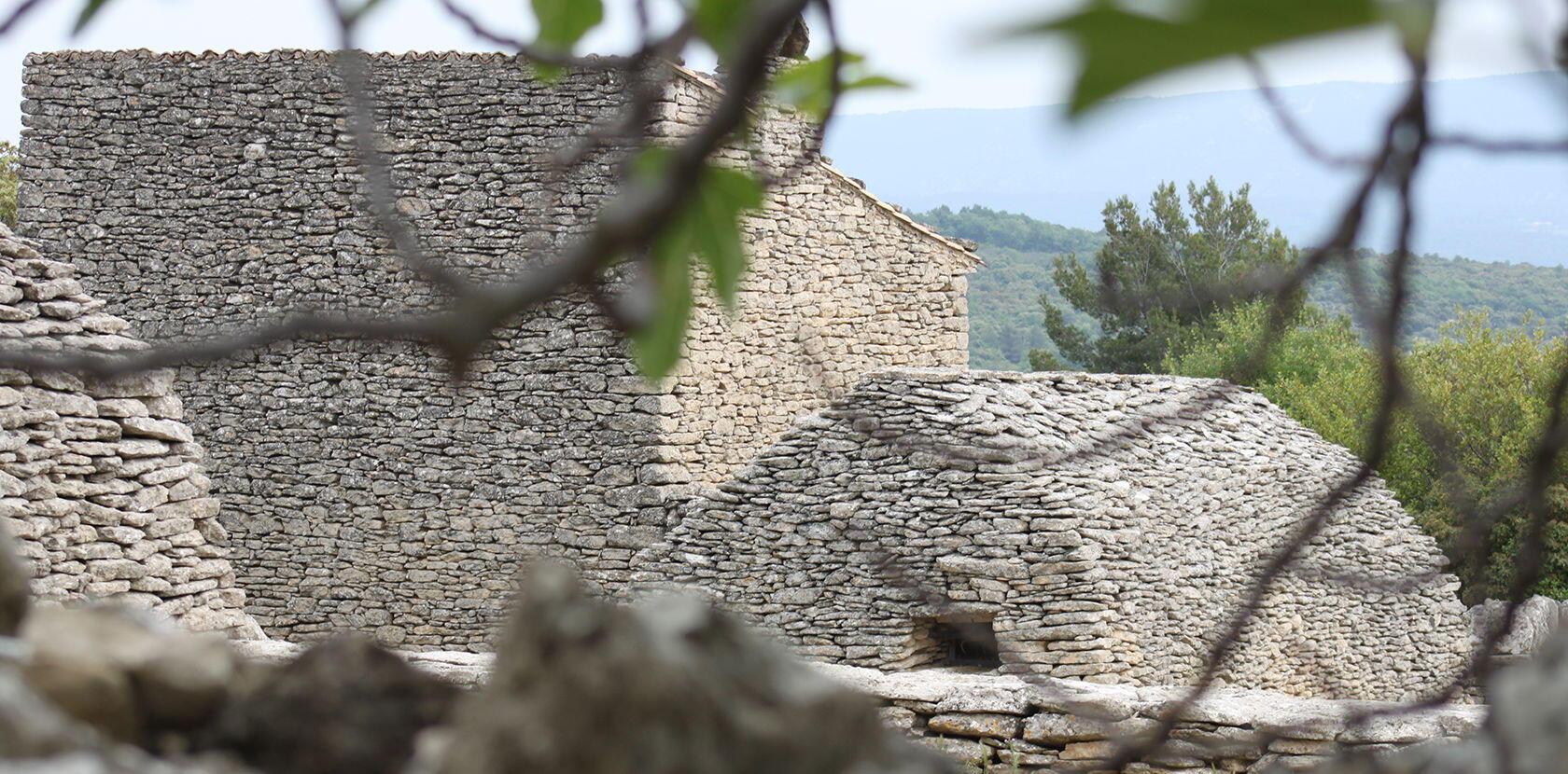 Bories Stone Provence Gordes