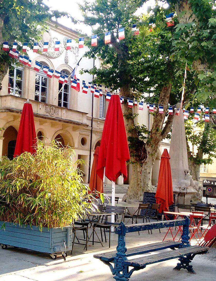 St Remy Hotel de Ville