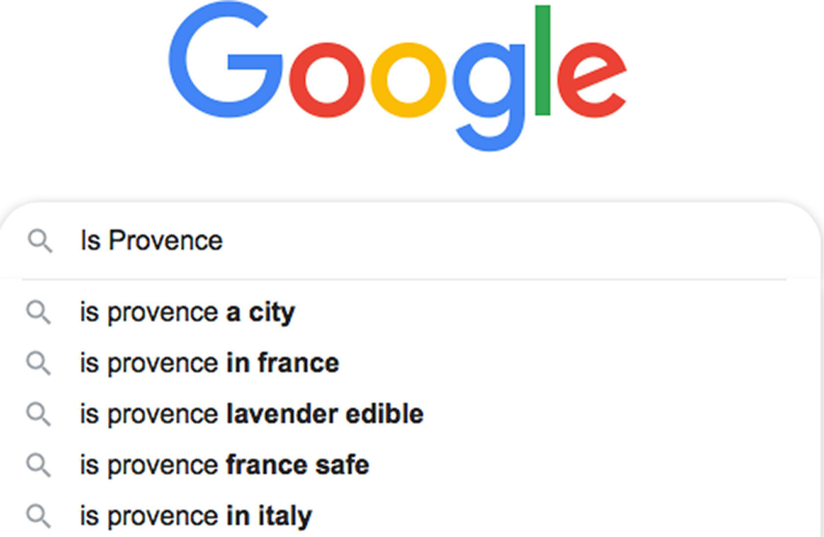 Questions Americans Ask about Provence