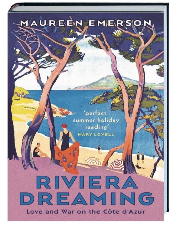 Book Review Riviera Dreaming by Maureen Emerson