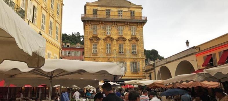 Walking Tour Old Nice Matisse-house
