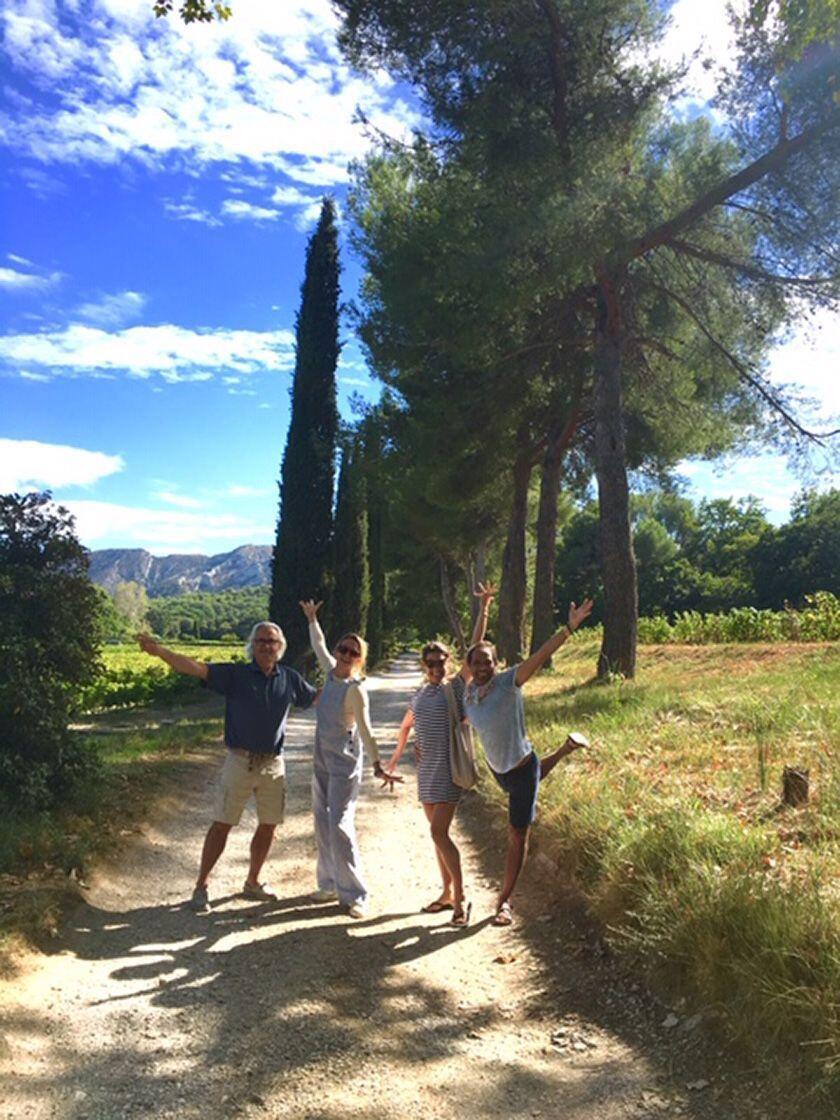 Alpilles Setting Yoga Provence Belle Vie