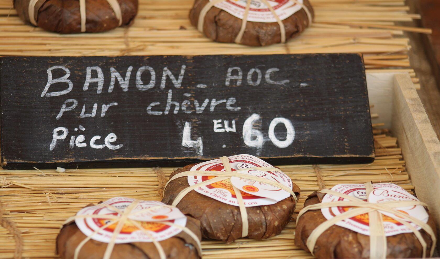 Banon AOC Le Banon Cheese