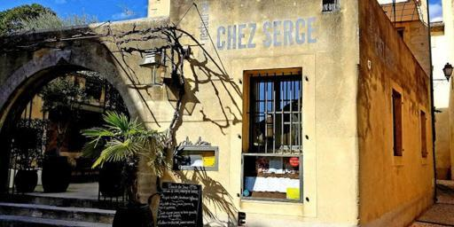 Chez Serge Carpentras Lunch