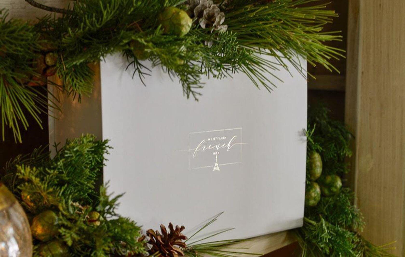 Holiday Gifts Box France my-stylish-french-box-november-2019