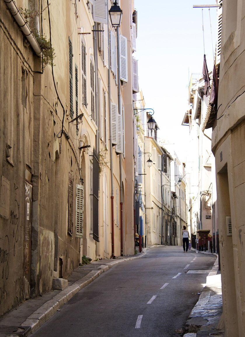 Marseille Le Panier Provence Armchair Travel