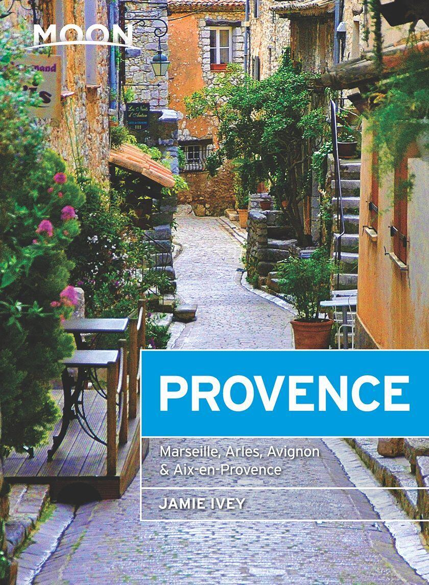 Moon Provence Guide Book