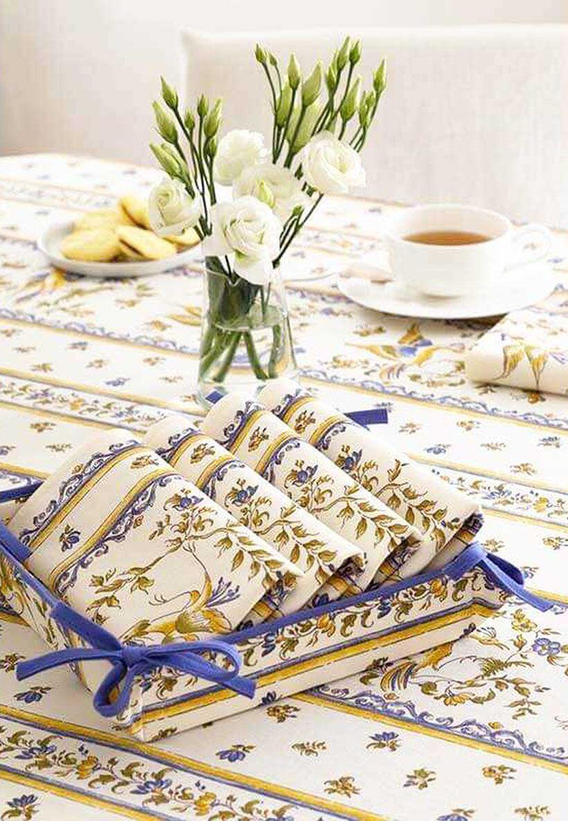 Printed Provencal Fabrics Provence
