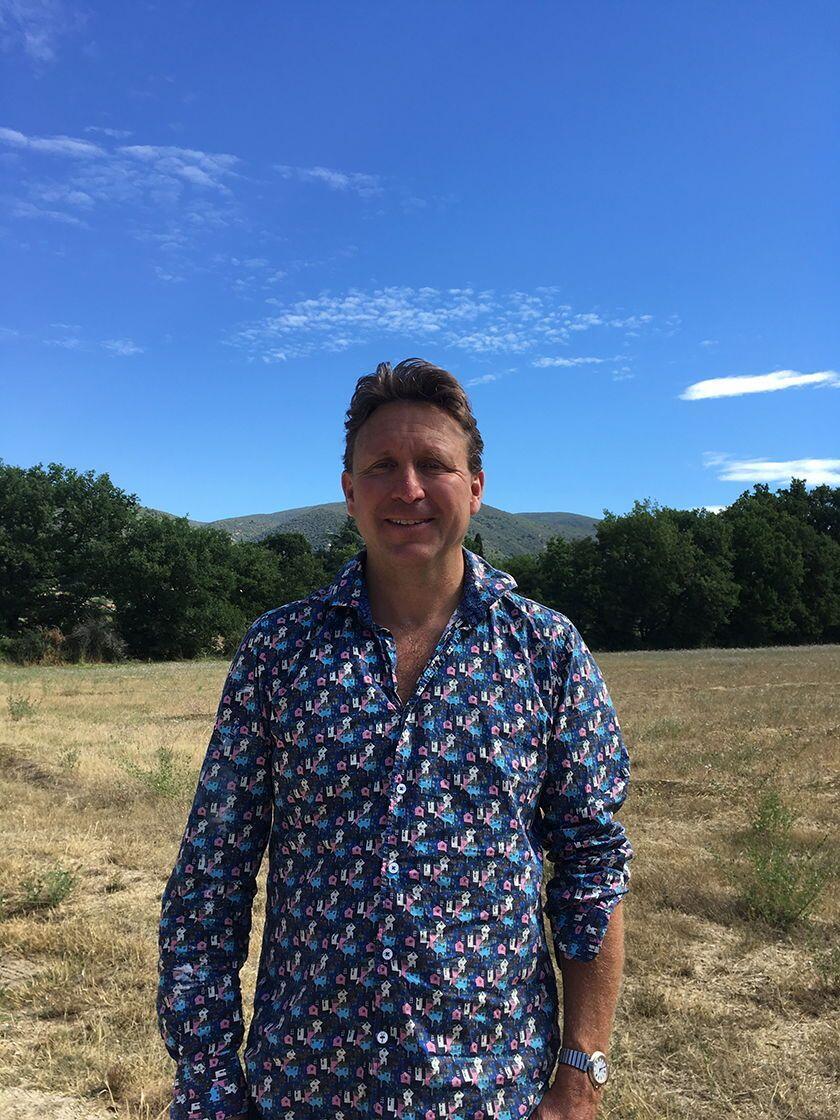 Provence Guru Jamie Ivey