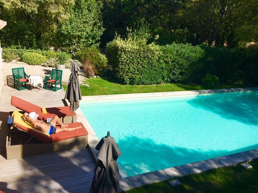 Relaxing Mas de l'Amarine St Remy de Provence