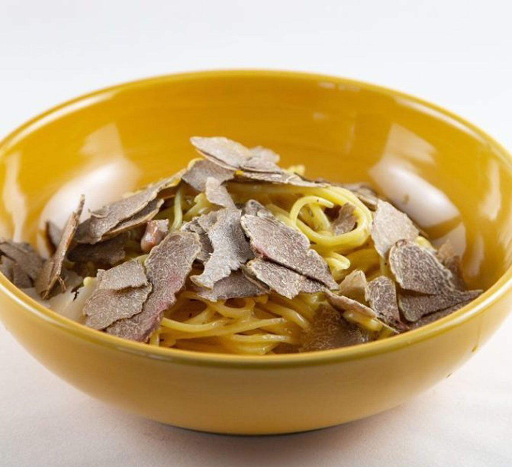 Spagetti Truffle Hunt Pasta
