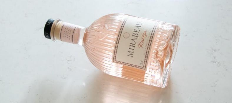 Mirabeau Rosé Gin Valentine's Cocktails Pink Drinks