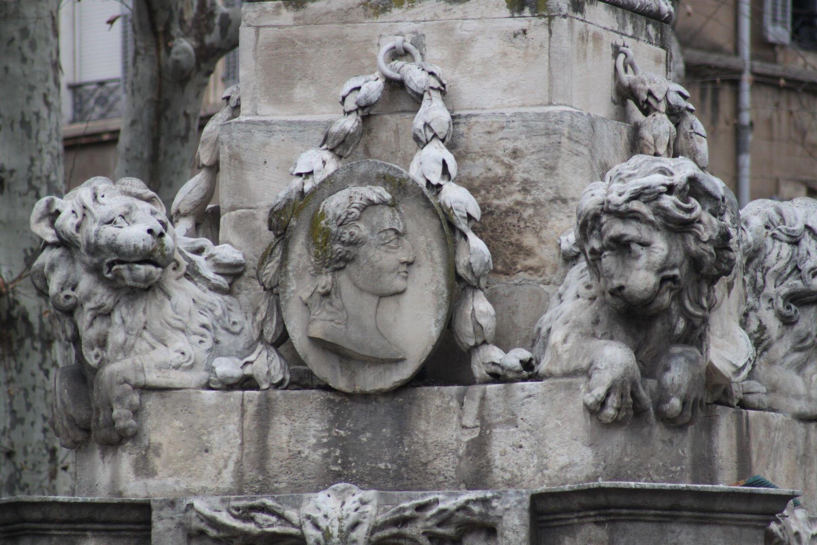 Fontaine des Prêcheurs Aix-en-Provence
