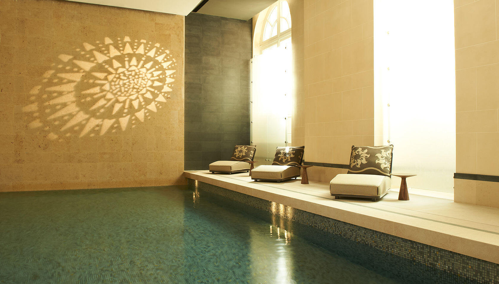 Hotel Intercontinental Marseille SPA by Clarins (c) Eric Cuvillier Best Spas Provence Relaxing