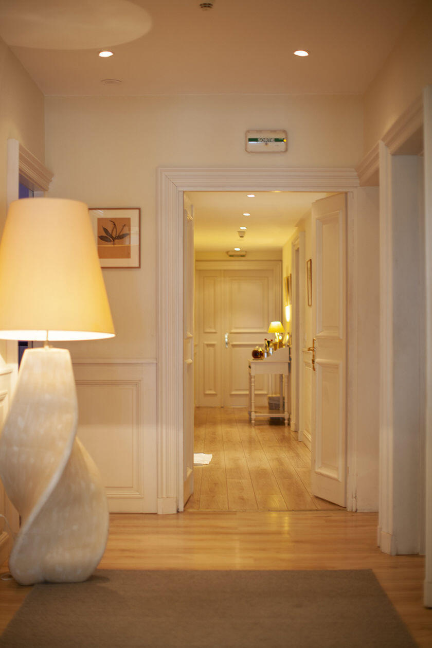 Hotel les Bories Spa Ludovic Grau Mingot Film Photographer Gordes