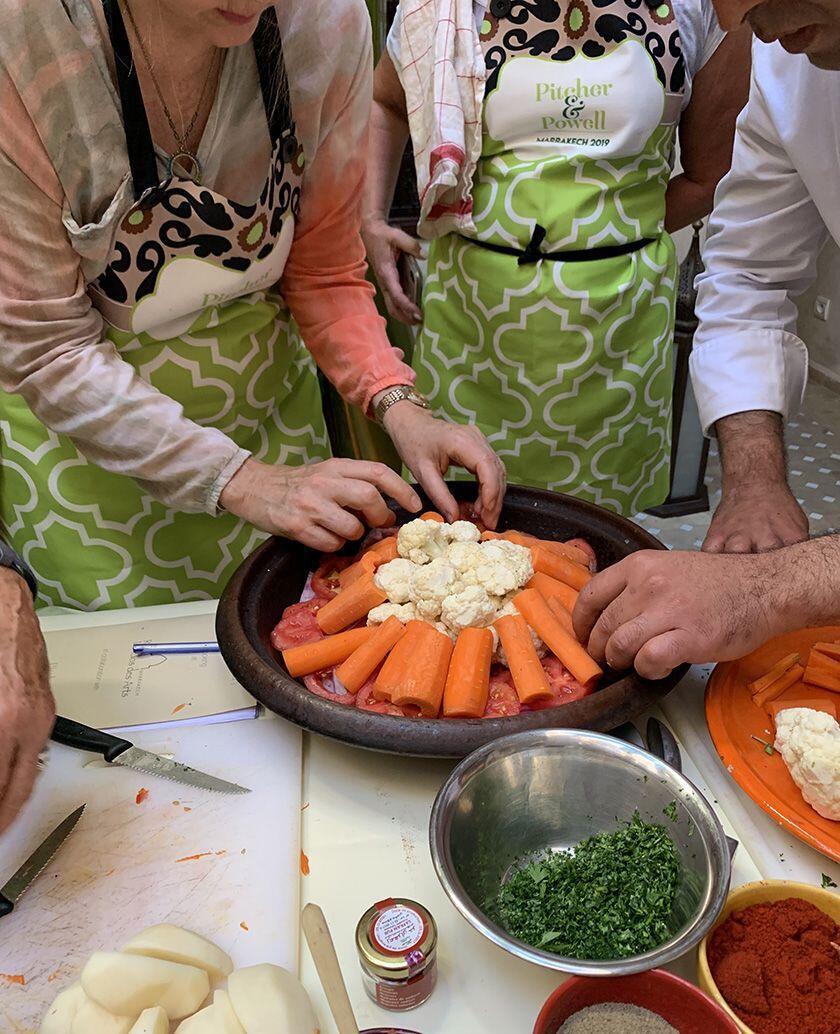 Morocco Marrakech Cooking Classes