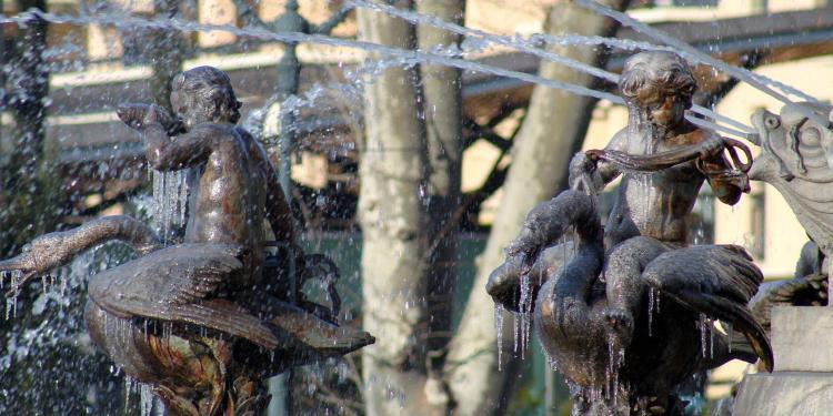 Winter in Provence Events Calendar La Rotonde Christmas Aix-en-Provence