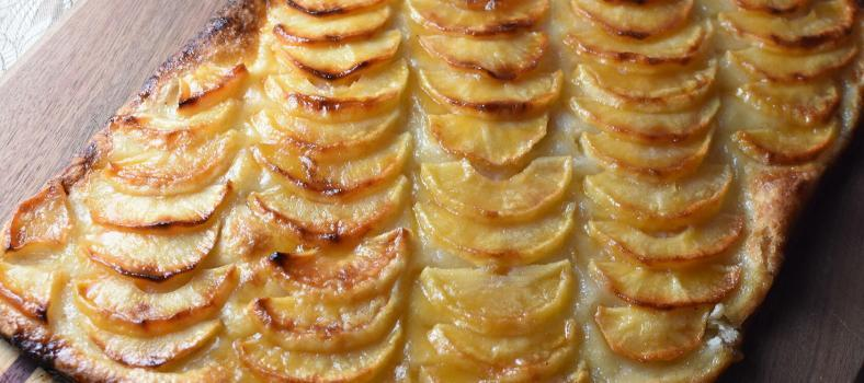 Classic French Apple Tart
