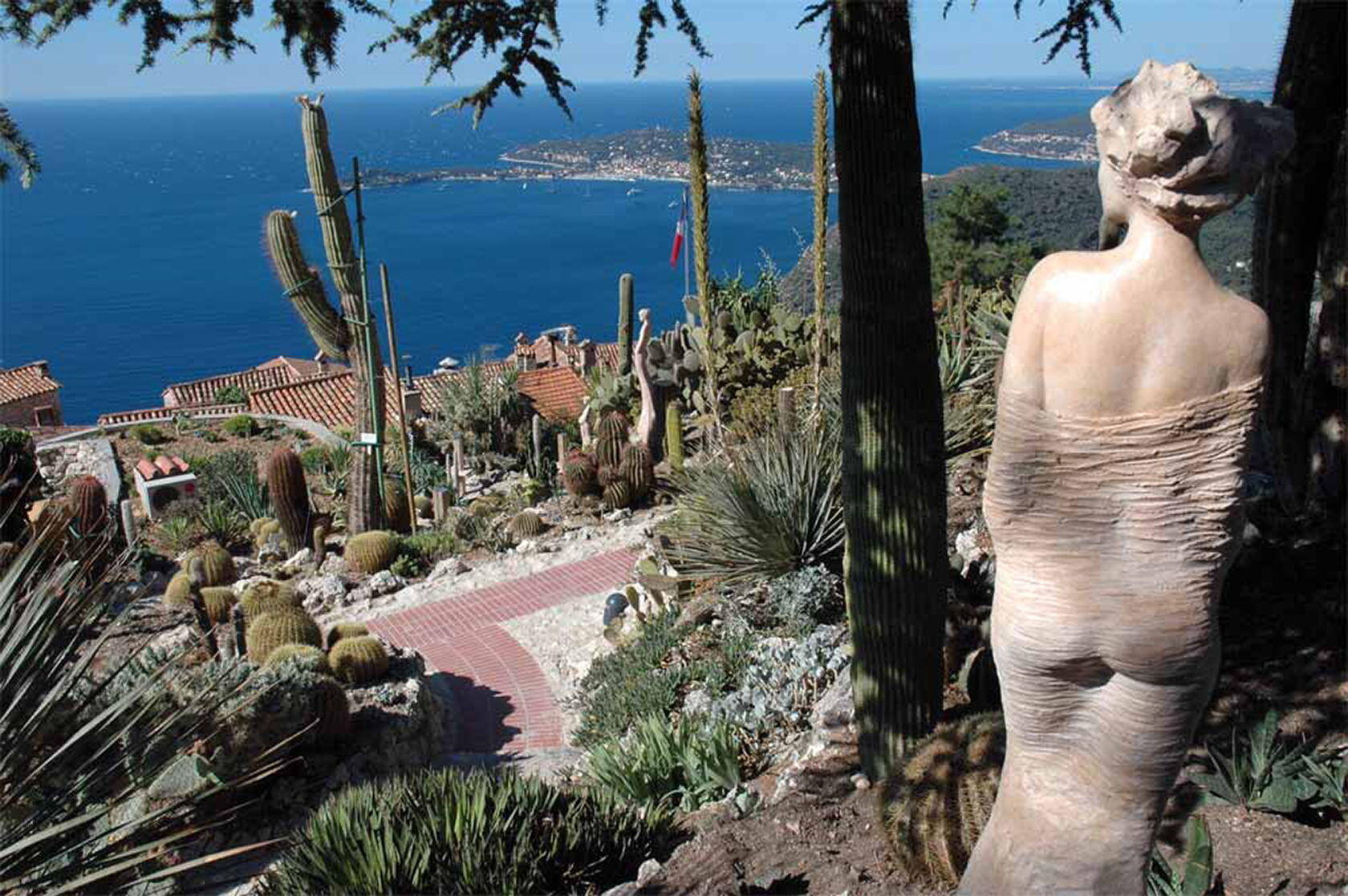 Jardin Exotique Eze Village French Riviera