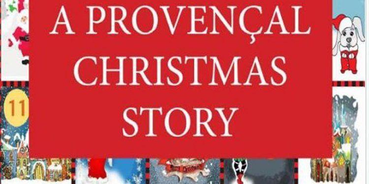 Book Provençal Christmas Story Susan Kiernan Lewis book cover