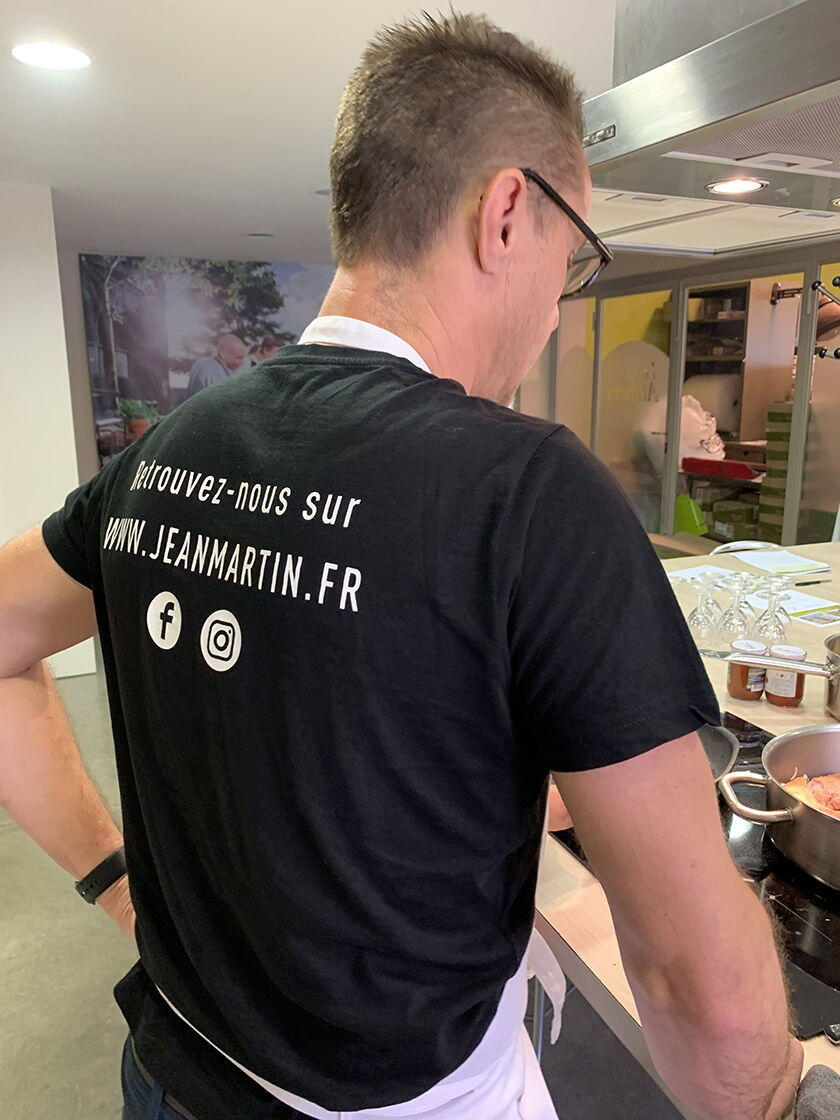 Jean Martin Cooking Classes