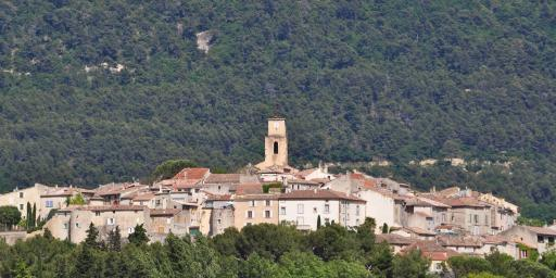 Provence Home Away Sablet View