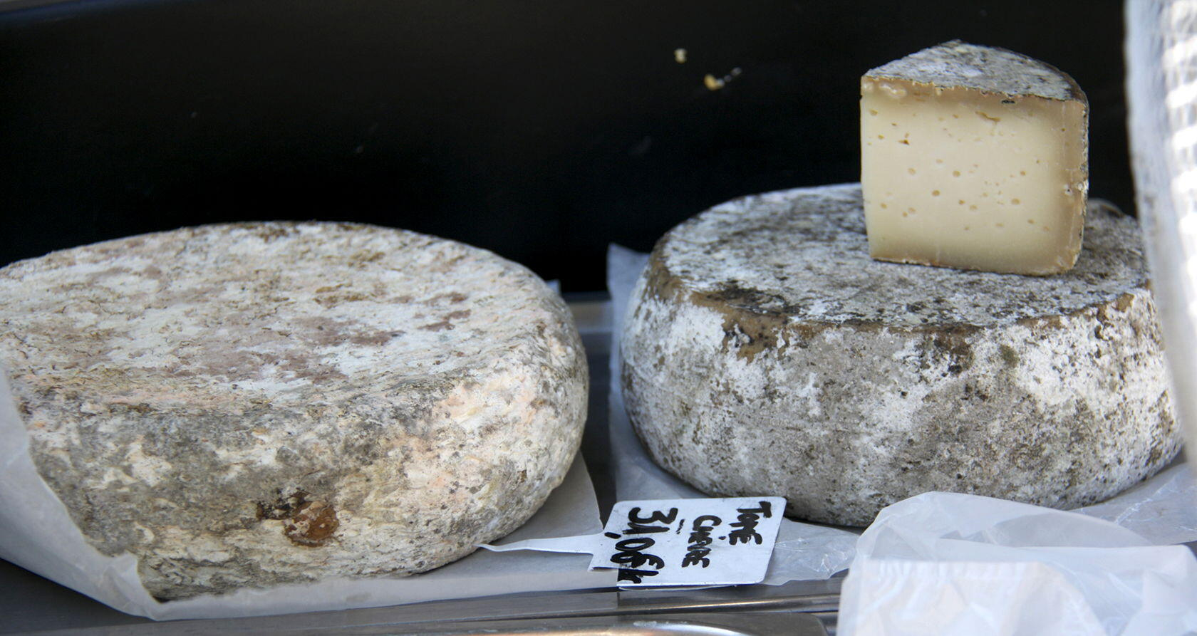 Provence Market cheese