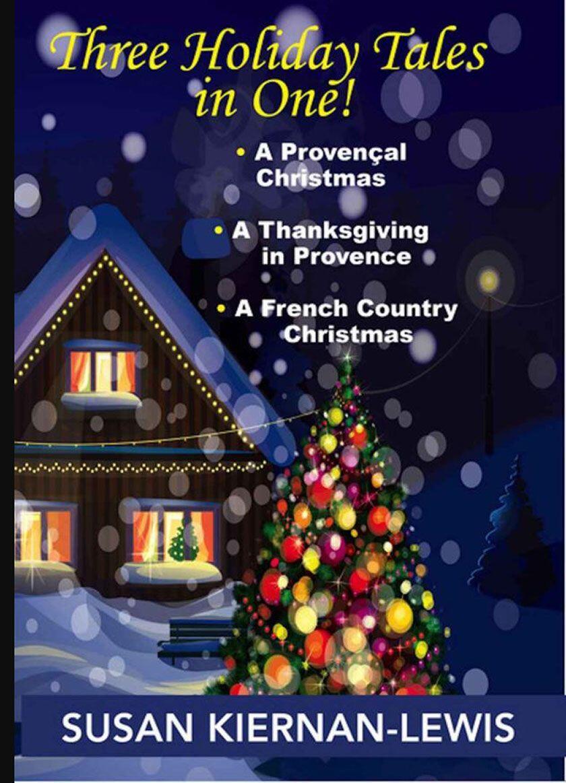 Book Provençal Christmas Story Susan Kiernan Lewis
