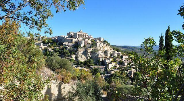 Luberon Villages Visit Gordes