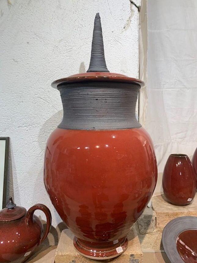 Pierre Bernier ceramics Discover Artists Saint Quentin la Poterie