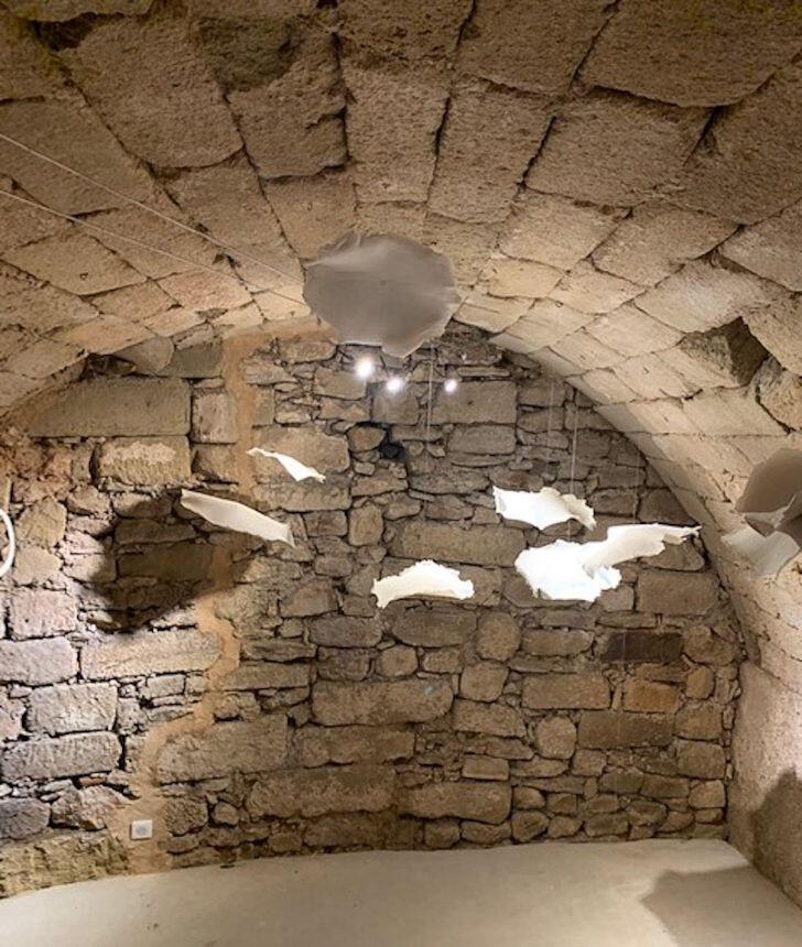 Françoise Escale Agnan Discover Artists Saint Quentin La poterie