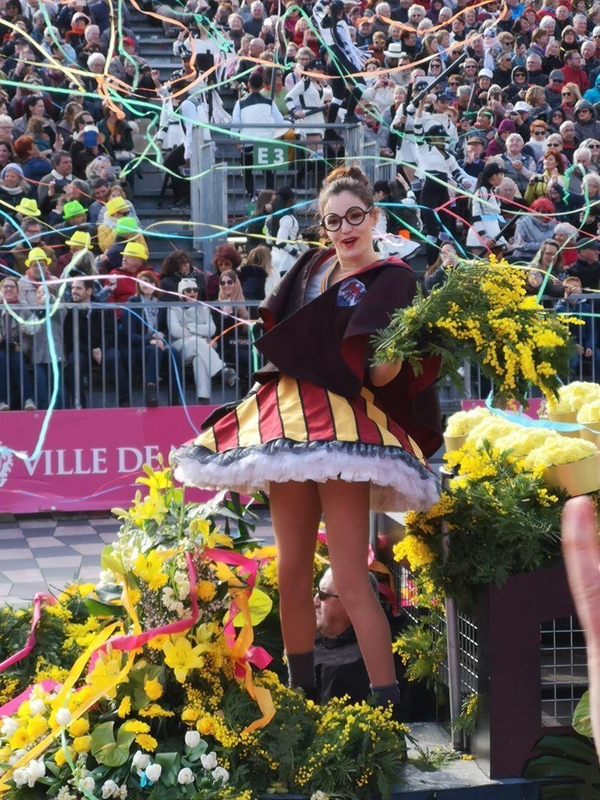 February Nice Carnaval