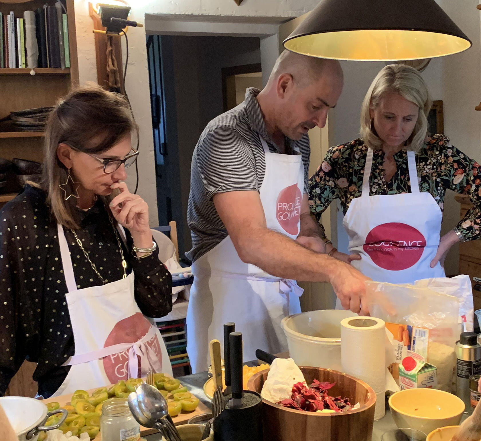 Provence Gourmet Gilles Conchy Cooking Class