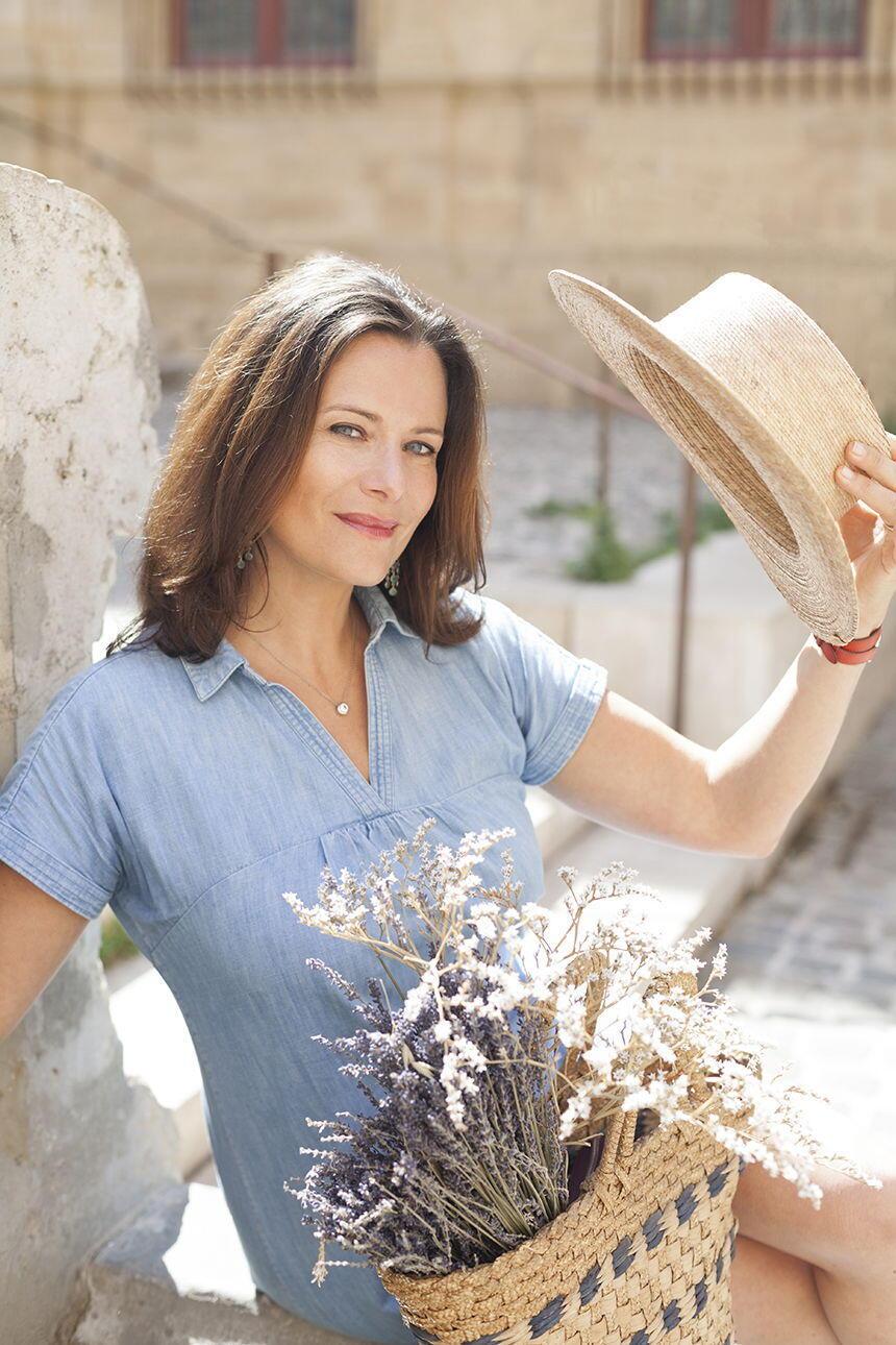 Provence Rose et Marius Founder Magali Fleurquin-Bonnard