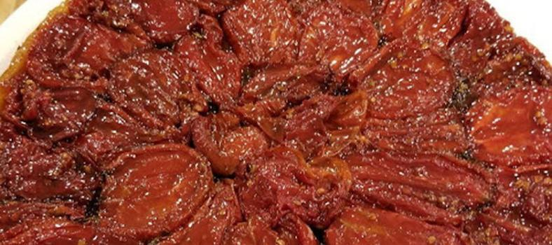 Tomato Tarte Tatin Recipe Provence